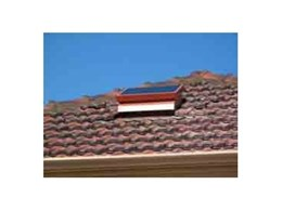 Smartbreeze solar heating and cooling systems available from Smart Roof Australia