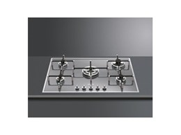 Smeg Australia introduce Linear PVS750 gas hob burners