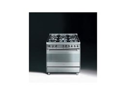 Smeg C9GMX freestanding cooker available from Omega Appliances