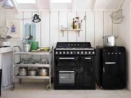 Smeg cookers and refrigerators bring retro style back into Australian kitchens
