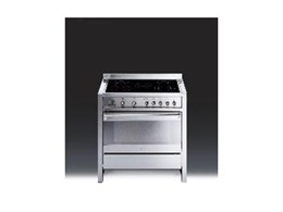 Smeg's CSA191D freestanding stainless steel cooker from Omega Appliances