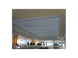 Smoke Control introduces Fibershield H horizontal fire curtains