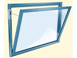 Smoke Control introduces the Inova range of operable ventilation windows