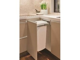Soft close range of Hideaway bins by Kitchen King