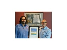 Solahart gets Western Australia Gold award for recycling water efficiency