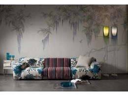 Space Furniture introduces the Kartell limited edition Kenzo sofa collection