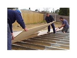 Spantec Systems - Floor and Roof Frames