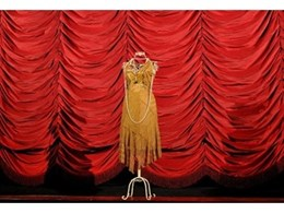 Specialty Theatre supplies stage curtains and cinema screen for Charlton Rex Theatre restoration