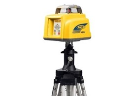 Spectra Precision grade lasers from Trimble