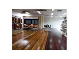 Spotted Gum hardwood timber floorboards available from Tass Timber