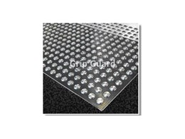 Stainless Steel Tactile Indicators from Grip Guard Non Slip