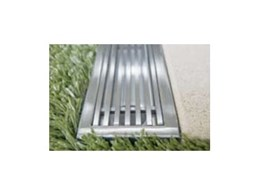 Stainless steel drains from Creative Drain Solutions