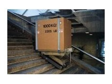 Stair Climbing Equipment for hire from Kennards Lift and Shift