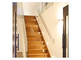Stair Lock International answer architects and designers calls with American Red Oak stair treads