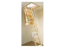 Stairladder Delux attic access ladders available from Attic Ladders