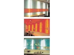 Stand out with composite coloured panels from Allplastics Engineering