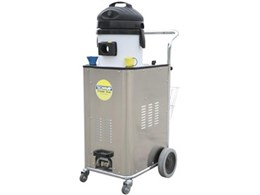 Steam Box industrial steam cleaners now available as part of Duplex Cleaning Machines exclusive distribution range