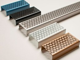 Stormtech linear drains recognised with 2014 Good Design Selection