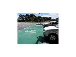 StreetBond CL coloured surface coatings available from MPS Paving Systems Australia