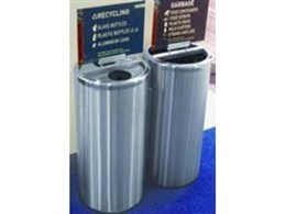 Stylish recycle bin solutions available from DO Smith and Sons