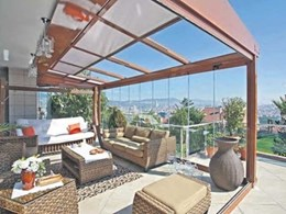Stylish retractable roofs now affordable for suburban homes