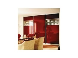 Stylish, soft running sliding doors from XO