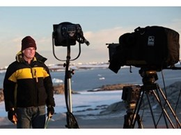 Sunrise uses ETC Desire XT LED lighting fixtures from Jands in Antarctica