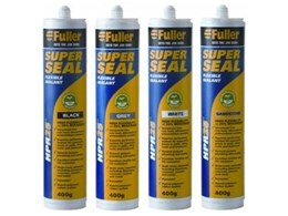 Super Seal HPR25 sealant available from HB Fuller