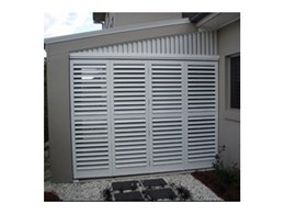 Superior Shutters from Superior Screens developed to withstand harsh Australian conditions