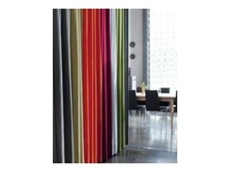 Svensson Markspelle Flame Retardant Curtains at Roylston House