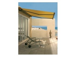 Swela awning fabrics from Markilux inspired by nature