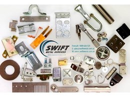 Swift Metal Services offers expanded capacity for metal components