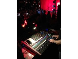 Sydney AV specialist adds Soundcraft digital consoles to inventory