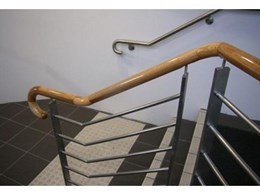 TMP Group offers easy to install Intrim dowel handrail systems