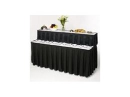 Table skirting available from Sico South Pacific