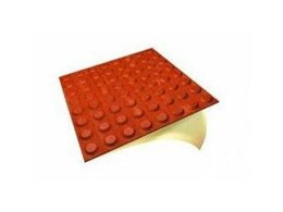 Tactile indicators and stair nosings available from Pictobraille