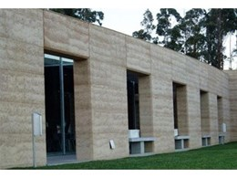 Tech-Dry Building Protection Systems introduces water repellent rammed earth technology