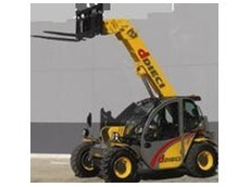 Telehandlers for tight spaces from Kennards Lift & Shift