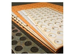 Templates and installation kits for tactile surfaces available from CTA Australia