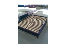 Tension adjustable posture slat beds from Town and Country Re-Upholstery and Beds