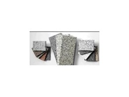Terrazzo tiles available from Sadlerstone