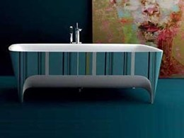 Teuco bathware featuring in Sydney's top bathroom showrooms