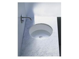 The 430 Under Bench Basin from Parisi Bathware