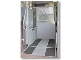 The Eurostar low rise platform lift from Master Lifts