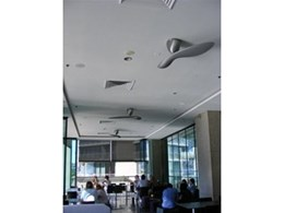 The Hunter Pacific Sycamore ceiling fan in 2005 received a full Australian Design Award