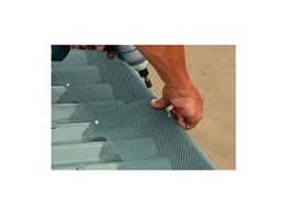 The Leaf Man Gutter Guard - ideal for commercial and industrial applications