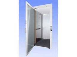 The Liberty residential lift from Master Lifts ideal for multi level homes
