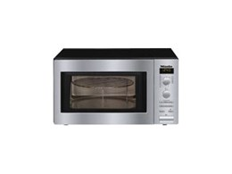 The Miele M 8000-1 freestanding microwave oven
