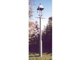 The Wagga Iron Foundry design and manufacture lamp posts