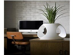 The Zoie planter exlusively available from Ambius